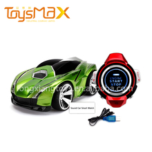 New style 2.4 Ghz rechargeable multifunctional smart watch voice control car toy