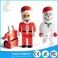 Promotion Item Product Gift Advertising Human Cartoon Animal Pvc Usb Flash Memory Drive 4gb Wholesale China With Customized Logo