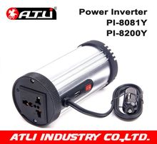 PI-8200Y 12v 220v Mini Car Inverter for passenger car
