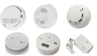 2015 Zigbee Wireless automation smoke leak Home alarm