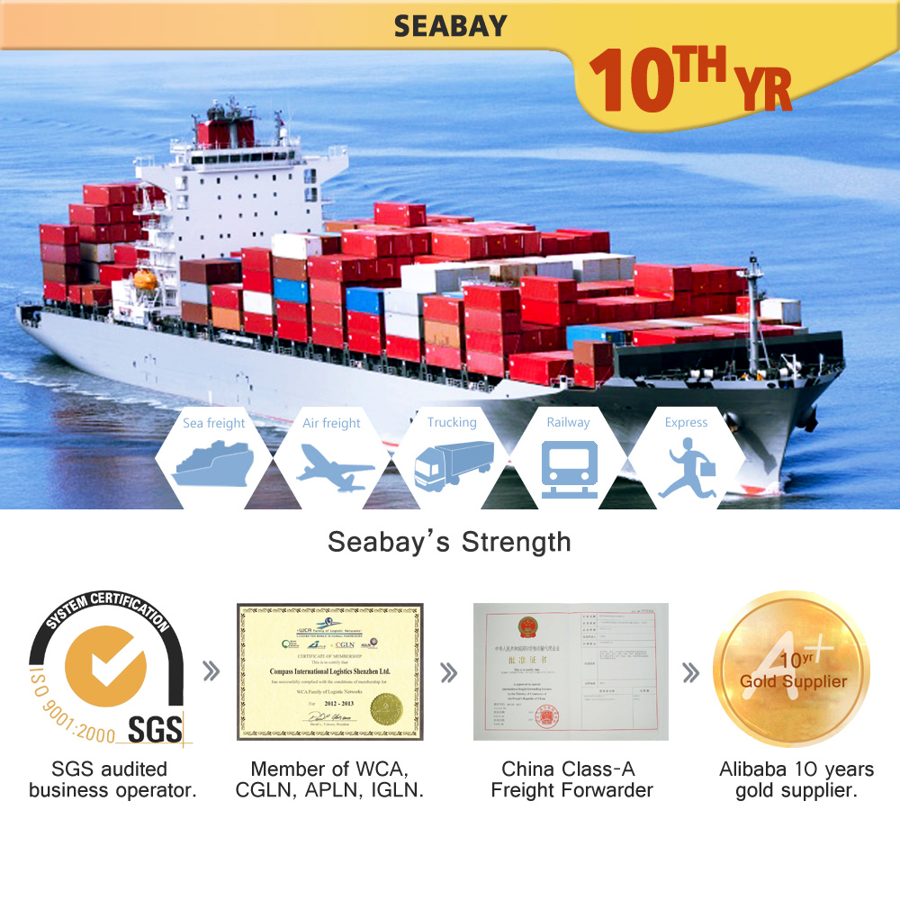 sea freight shipping rates from shanghai hangzhou ningbo guangzhou shenzhen taiwan to usa