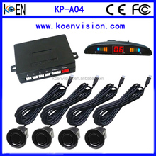 Car Parking Sensor With LED Display Ground Detect Free