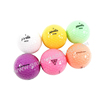 Assorted Color Practice Golf Balls Hollow Golf Ball