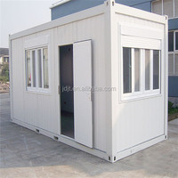 customized design steel frame prefabricated villa house manufacturer from china