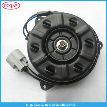 Auto Denso Electric Radiator Cooling Fan Motor 12v Dc For