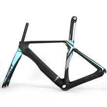 2017 chinese carbon road bike frame with built in gas tank