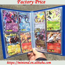 wholesale Sell MEGA trading cards ex paper pokemon cards