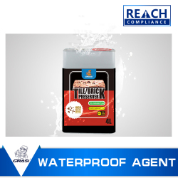 WH6985 2016 grasi solvent based sealants for brick tile structure