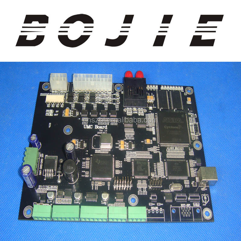 Wholesale price 128 formatter board main board xaar allwin inkjet printer