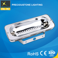 Aluminum Lamp Body Material Halogen Spotlight Housing