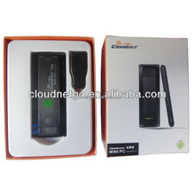 High Quality RK3066 Dual Core Wifi Bluetooth 1.6GHz android MIN PC