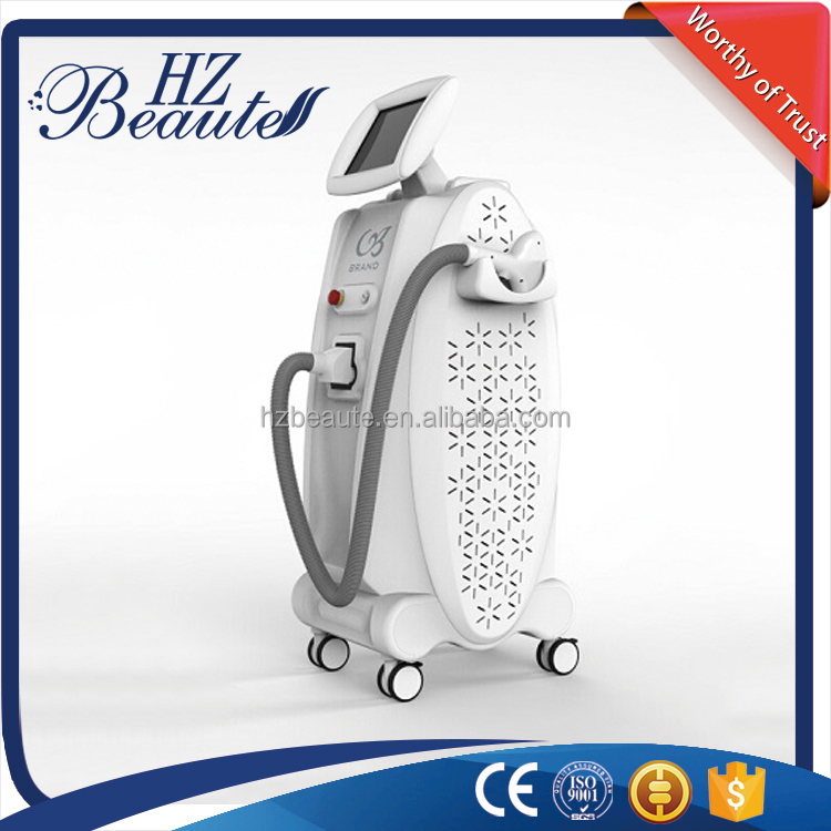 Professional ce 808nm 810nm diode laser hair removal from alibaba trusted suppliers