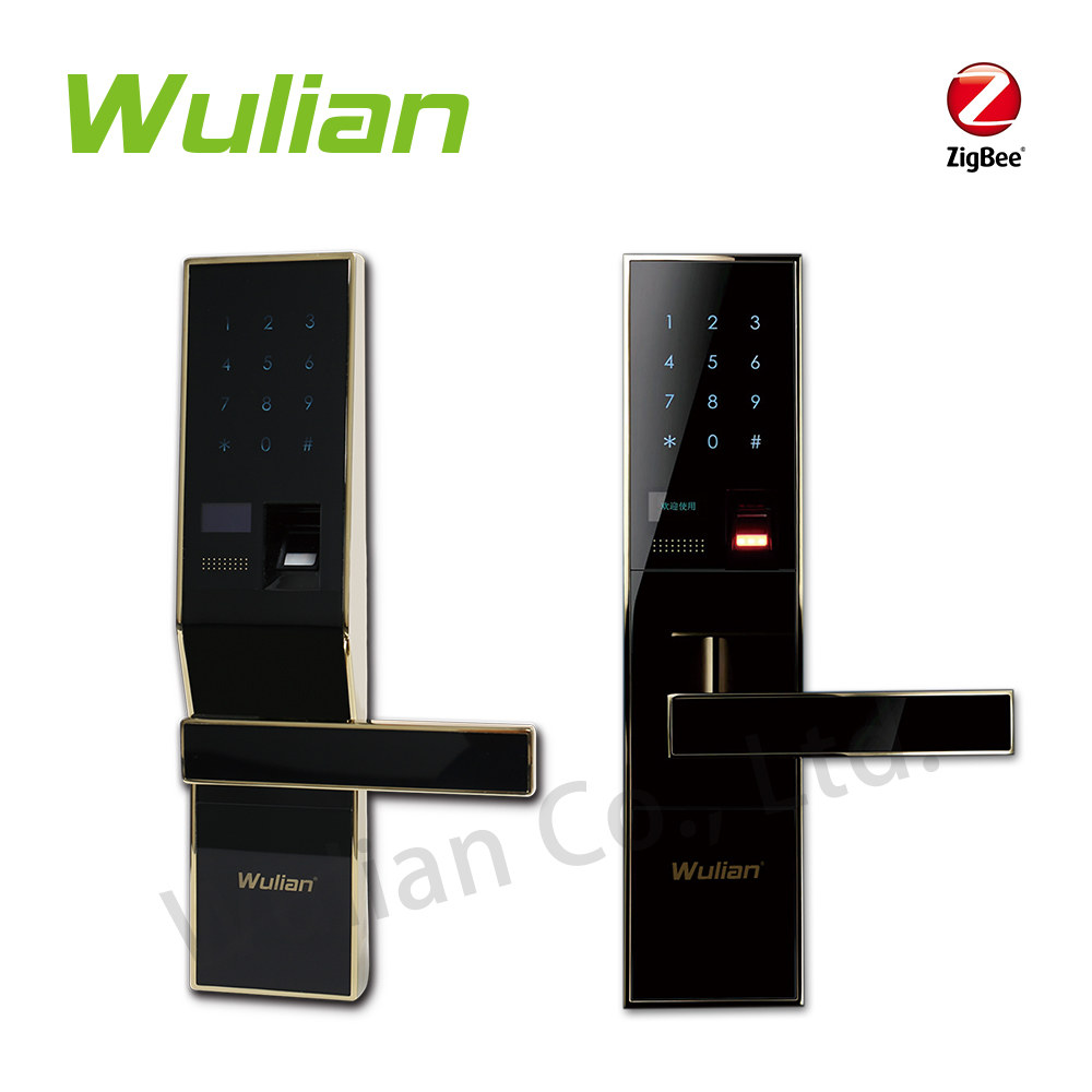 wulian card key password smart door lock buy key code door lockssmart card door locknfc door lock product on alibabacom