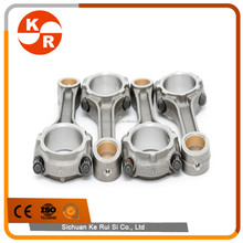 KR Racing car diesel engine aluminum acme threaded connecting rods parts