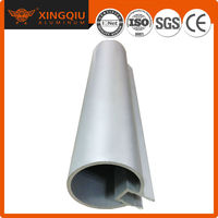 Supply high qualit round shower door parts