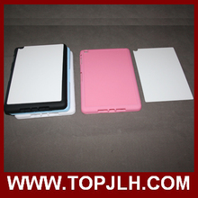 Printable Soft Rubber Cover for iPad Air 2 with Metal insert
