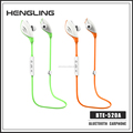 bluetooth earphone silicone earbud pads special colorful sports ear-hook best lower noise bluetooth heaset