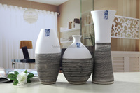 Home Decor flower Ceramic Vases with modern design