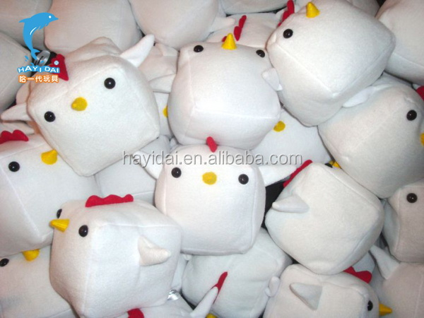 soft animal toys,plush chicken toys for kids
