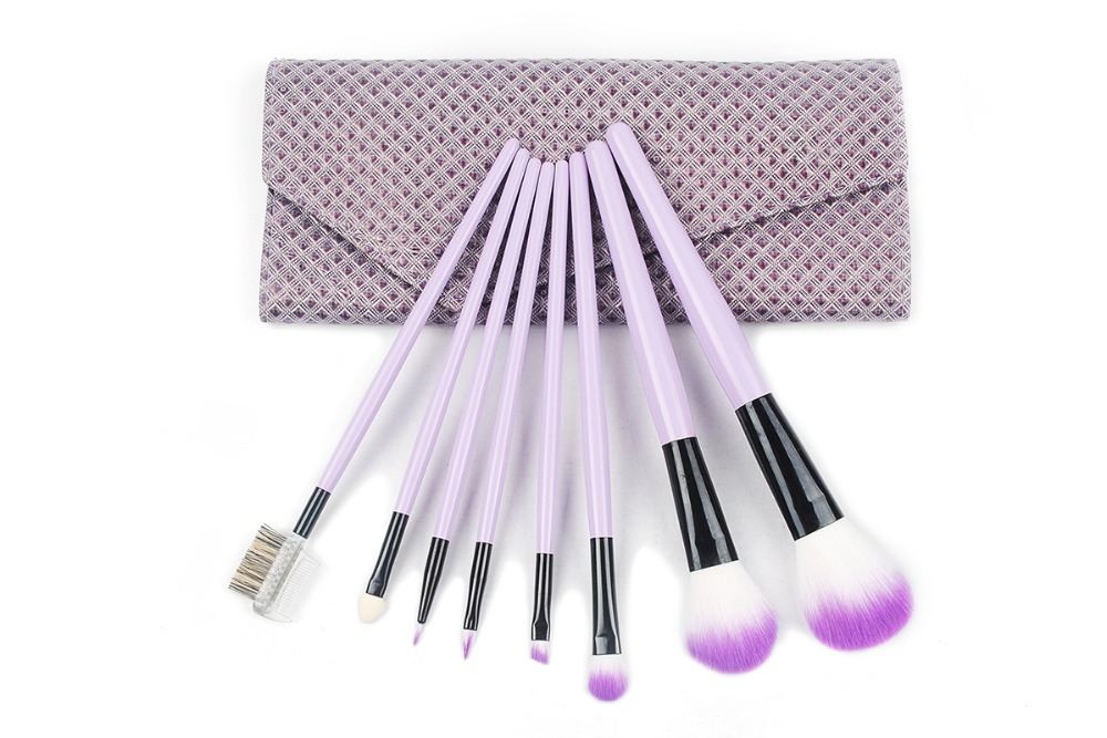 handmade nylon hair make up mini mak up brush for man and women