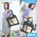Custom Made Printed Promotional Cotton Tote Bag