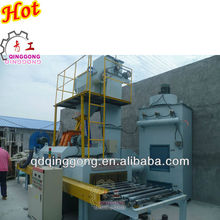 Cement Brick Maintenance Shot Blasting Machine
