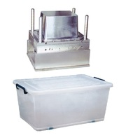 Crate mould high quality mould pattern norm form factory