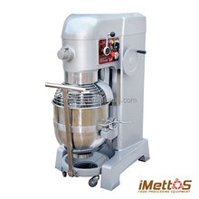 iMettos 60 L Cheap Planetary Food Mixer with three stirring speed