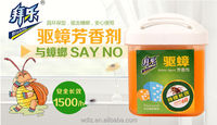 2014 New arrival best pest control cockroach against balmy agent & air freshener with Hinoki&Geranium