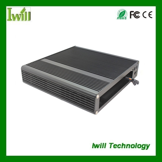 2015 hot sale mini aluminum case for gaming pc