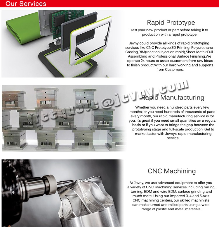 Professional rapid tooling plastic molding manfacturer for rapid manufacturing