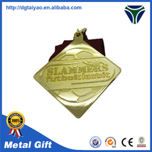 2016 new business ideas trophies award medal/casting technique award medal