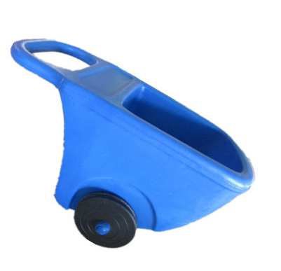 Hotsale plastic kids shopping play handcart for sale