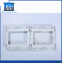 OEM PP plastic components injection molded