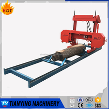 Portable Horizontal Band Sawmill /Wood Cutting Machine SH-27E For Hot Selling