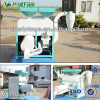 small scale corn maize fufu making machine for Africa