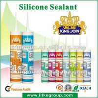 metal & glass silicone sealant (TUV certificates, SGS & BV audited factory)