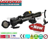 subzero adjustable hunting 50mw GREEN LASR DESIGNATOR+5mw RED LASER SIGHT