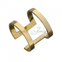expandable ring bands 2 band ring design
