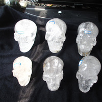 china natural clear quartz crystal skulls for sale