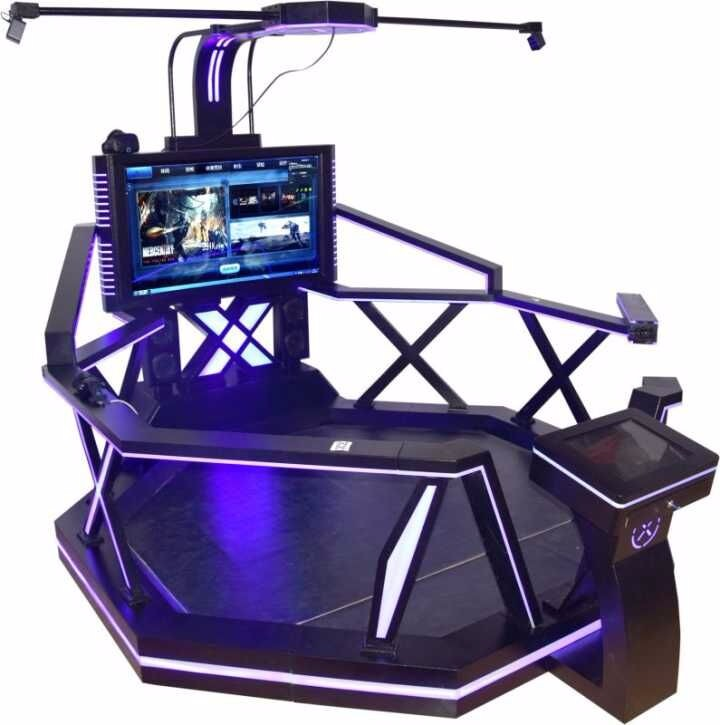2017 Newest High Quality VR simulation game machine