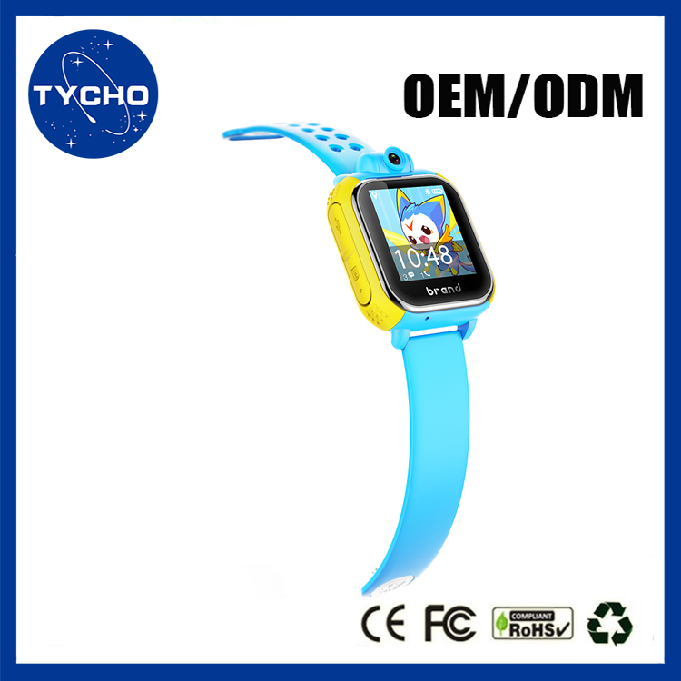 3G Camera Touch Screen GPS Tracker Kids Watch GPS Locator On APP Bluetooth Anti-lost Alarm Kids GPS Tracker Pedometer