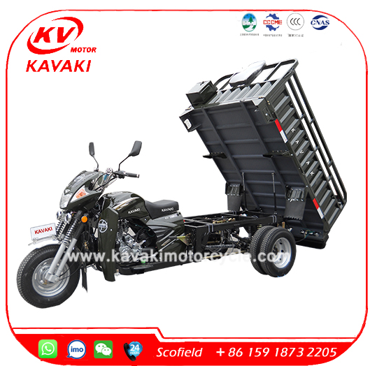 Hot sale heavy loading tricycle 5 wheeler motorcycle/4 wheel double rear tricycles