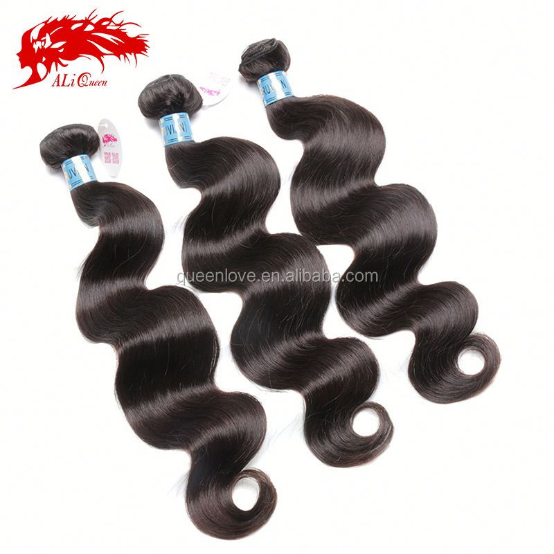 Flawless wholesale remy virgin body wave soft 100% raw unprocessed virgin peruvian hair