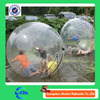 TPU high quality water walking ball, inflatable water bouncing ball for sale