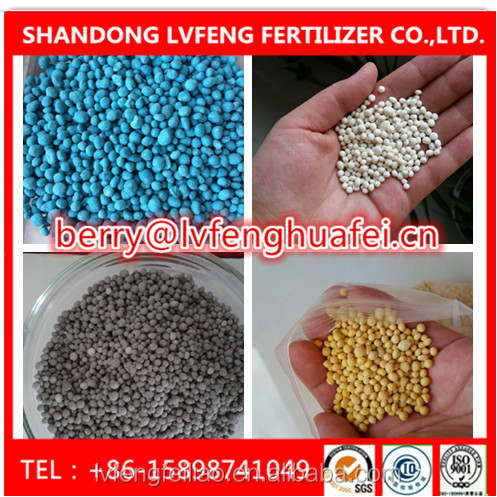 Compound Fertilizer NPK 12-24-12 CL MOP based granular state 2-4mm