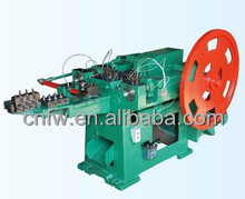 China common automatic iron nail making machine price factory used wire steel nail making machine