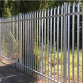 2.0m high 'W' section long lasting formidable palisade security fencing