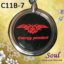Lava SE pendant sunflower Scalar Energy Pendant