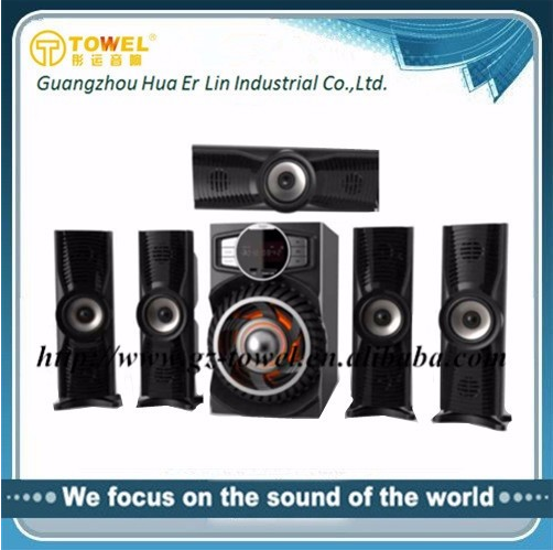 3.1active professional home theater speaker